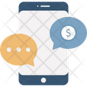 Business Message Money Icon