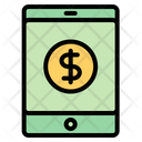 Money Online Payment Bank Icon