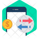Mobile Money Money Payment Icon