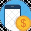 Mobile Money Icon