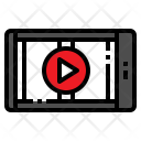 Mobile Movie Icon