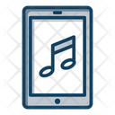 Mobile App Music Application Media Player Icon