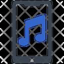 Mobile Mobile Music Musical Icon