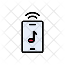 Mobile Music Phone Icon