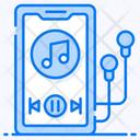 Mobile Music Audio Music Listening Music Icon