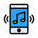 Mobile Music Icon