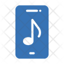Mobile Music Online Music Mobile Icon