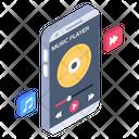 Mobile Music Audio Music Music App Icon