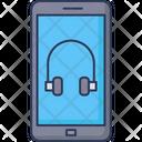Mobile Music Online Music Audio Music Icon