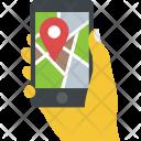 Mobile Navigation Icon