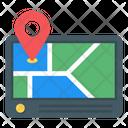 Gps Location Map Smart Location Icon