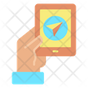 Mnavigation Arrow Tab Mobile Navigation Arrow Navigation Arrow Icon