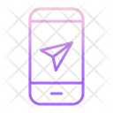 Mobile Navigation Arrow Icon