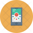Mobile Network Technology Icon