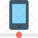 Phone Connected Networking Icon