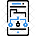 Network Mobile Phone Icon