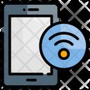 Mobile Network Wifi Icon