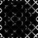 Mobile Network Development Icon