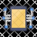 Mobile Nodes Icon