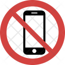 Mobile not allowed Icon