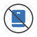Stop Notallowed Mobile Icon