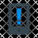 Mobile Notice Icon