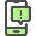 Notification Mobile Question Icon