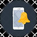 Mobile Alert Mobile Notification Phone Alert Icon