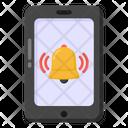 Mobile Alarm Mobile Reminder Mobile Notification Icon