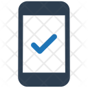 Adaptive Checkmark Mobile Icon