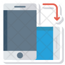 Mobile Orientation Phone Icon
