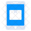 Mobile Parcel Mobile Box Mobile Package Icon