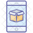 Mobile Parcel Mobile Booking Order Booking Icon