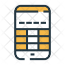 Mobile Password Passcode Icon