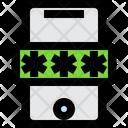 Mobile Password Phone Password Mobile Icon