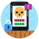 Mobile Password Password Hacking Mobile Password Hacking Icon