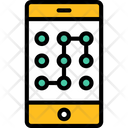 Mobile Pattern Icon