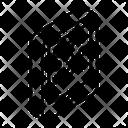 Pattern Lock Security Lock Mobile App Icon