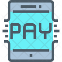 Mobile Payment Pay Icon