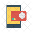 Mobile Pay Online Payment Icon