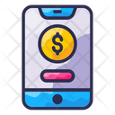 Mobile Payment Finance Business Icon
