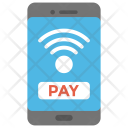 Mobile Pay Credit Icon