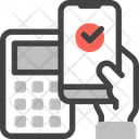 Mobile Edc Payment Icon