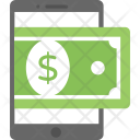 Mobile Payment Mcommerce Icon