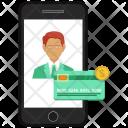 Atm Card Bank Icon