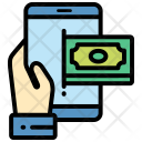 Mobile Payment Smartphone Icon