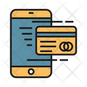 Mobile Payment Credit Icon
