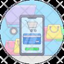 Mobile Payment Mobile Card Payment Mobile Card Icon