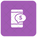 Mobile Payment Onlinepeyment Dollar Icon