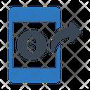 Pay Transfer Money Icon